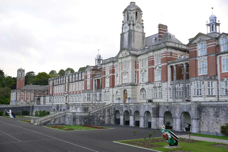 Britannia Royal Naval College Dartmouth   Exterior   Castria Design