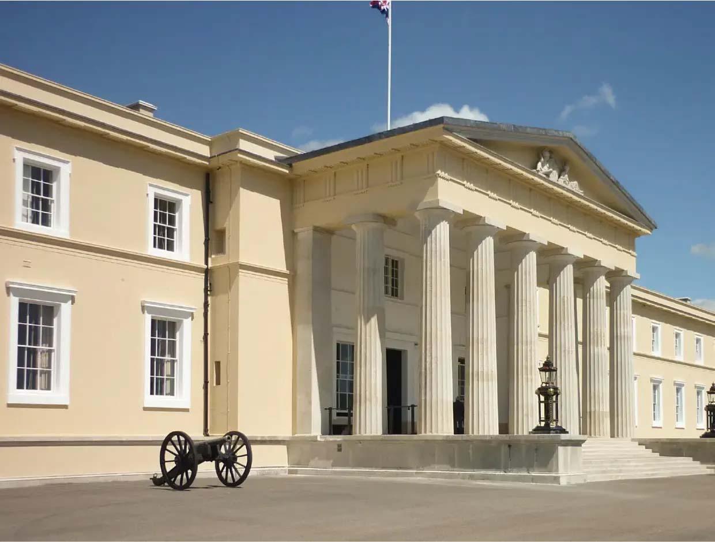 Royal Military Academy Sandhurst   Historic Restoration Repairs   Castria Design