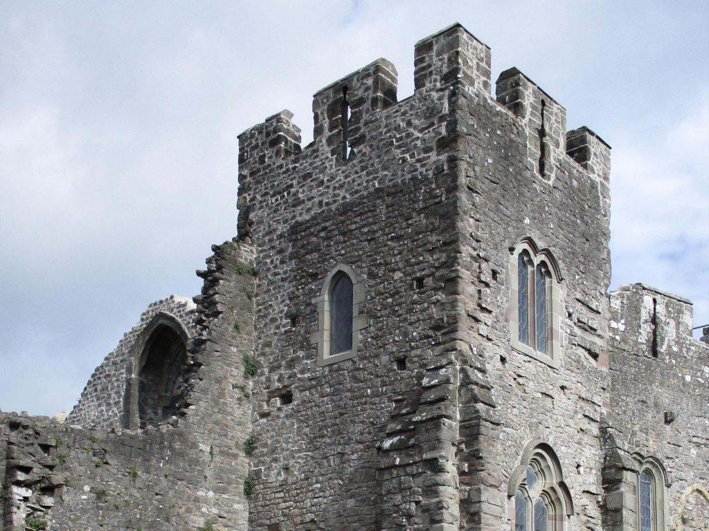 Heritage Castle Exterior Restoration   Castria Design