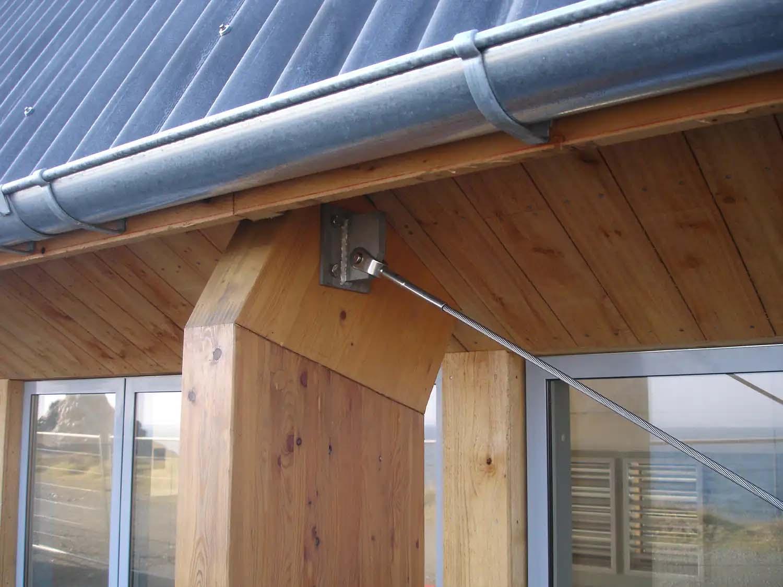 Cornish Sea Salt Factory Cornwall   Structural Engineering   Castria Design