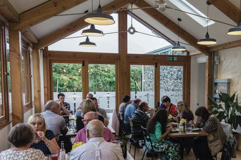 The King Edward Mine Museum Restaurant   Castria Design