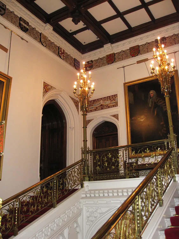 The Palace of Westminster UK Parliament | Interior survey | Castria Design