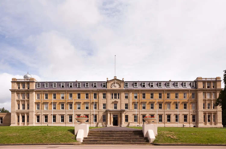 Royal Military Academy Sandhurst   Exterior Elevation   Castria Design