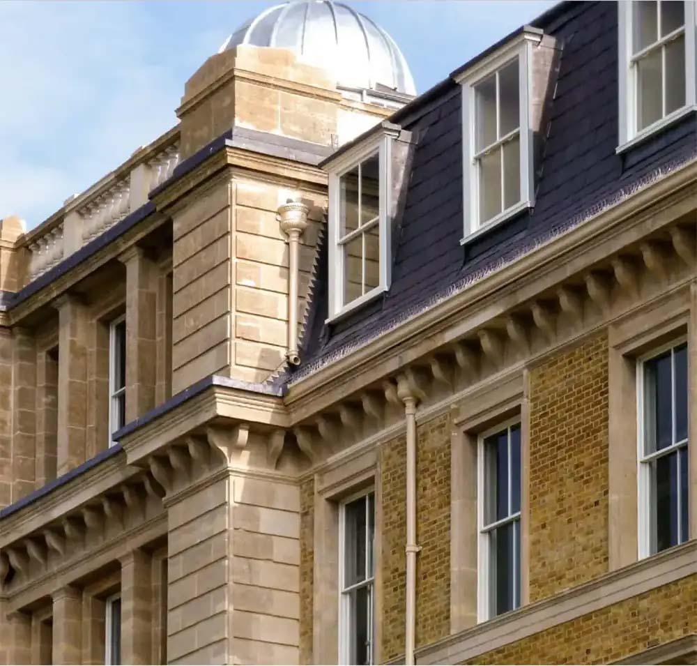 Royal Military Academy Sandhurst   Exterior Facade   Castria Design
