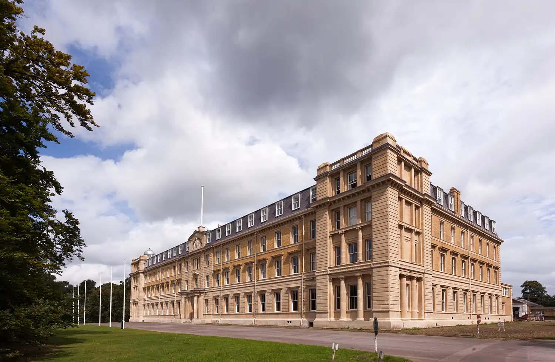 Royal Military Academy Sandhurst   Exterior Architecture   Castria Design